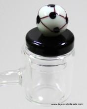 Soccer Ball Carb Cap