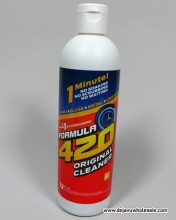 12 oz 420 Glass Cleaners (Made In Usa)
