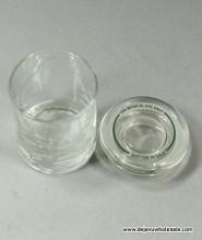 "3"" Clear Jar"