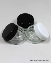 7 ml Glass Container