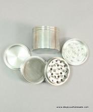 Aluminum Grinder (4 Parts) - 55mm