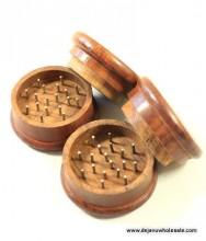 Wood Grinder (2 Parts) - 55mm