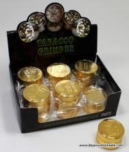 40mm Gold Grinder (3 parts)