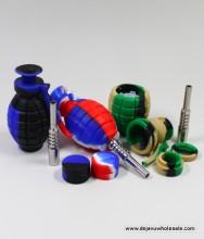 14mm Silicone Grenade Nectar Collector