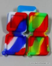 Square Silicone Container 9ml