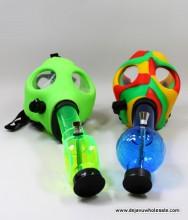 Gas Mask, Mix Color