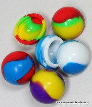 Wax Ball Container