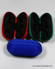 5'' Padded Pouch Hard Case ( Protective For Glass)