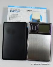 Scale SW 07 [1000 X 0.1g ]