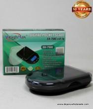 Weigh Max Digital Pocket Scale EX-750C (0.1g)