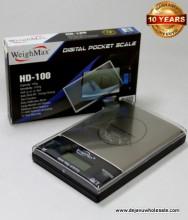 Weigh Max HD-100C (100g X 0.01g)