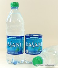 Dasani water bottle (20oz)